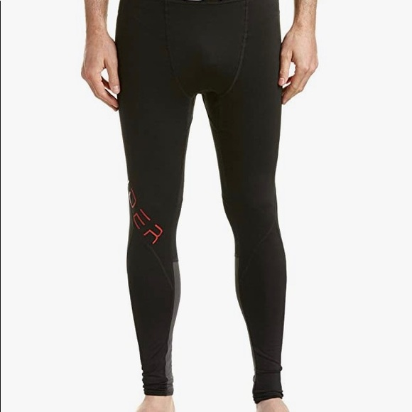 Men's Spyder Compression tights